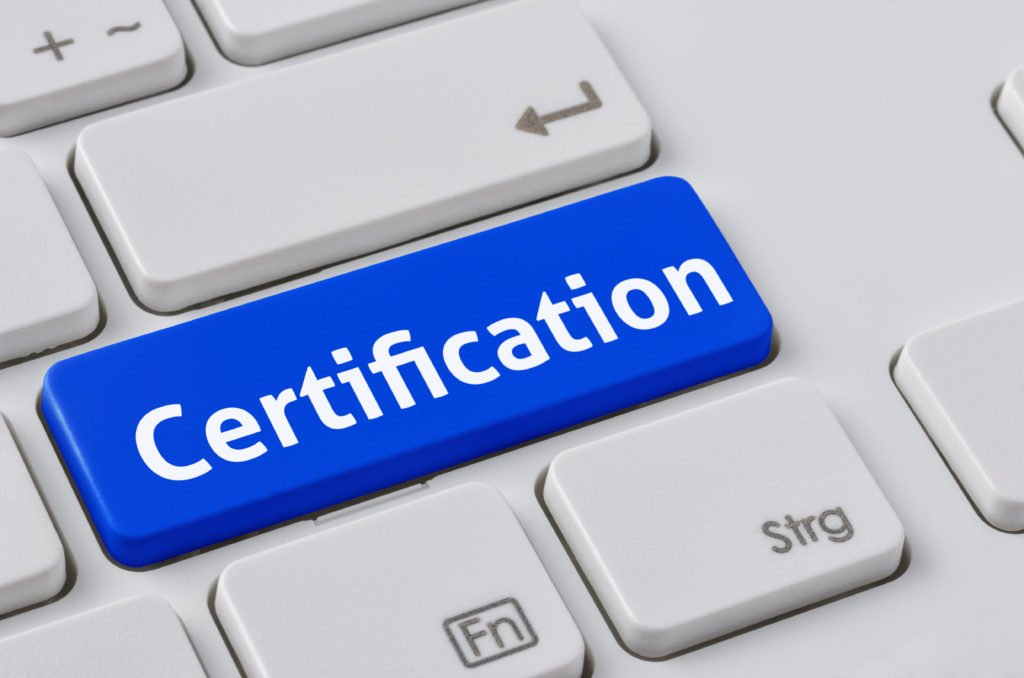 Computers and Technology Certifications