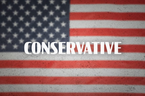 An image accompanying our article on conservative colleges for young republicans