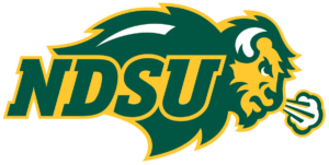 Logo of North Dakota State University for our ranking of Top 30 Online RN to BSN Programs