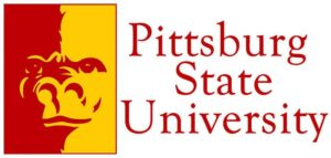 The logo for Pittsburg State University which has a great masters degree in history online