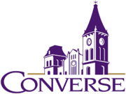 The logo for Converse College which is one of the best small colleges for business