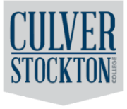 The logo for Culver-Stockton College which is one of the best liberal arts colleges for business