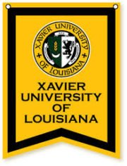 The logo for Xavier University which is one of the most affordable liberal arts colleges with business majors