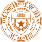 The logo for The University of Texas which is one of the schools with most rhodes scholars