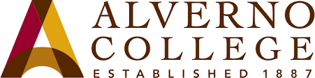 Logo for Alverno College most affordable catholic colleges entry