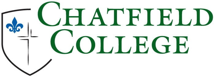 Logo for Chatfield College  listing as one of our affordable catholic universities in the midwest