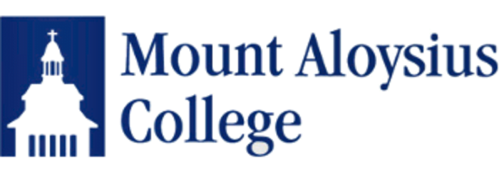 Logo for Mount Aloysius College a most affordable catholic colleges entry