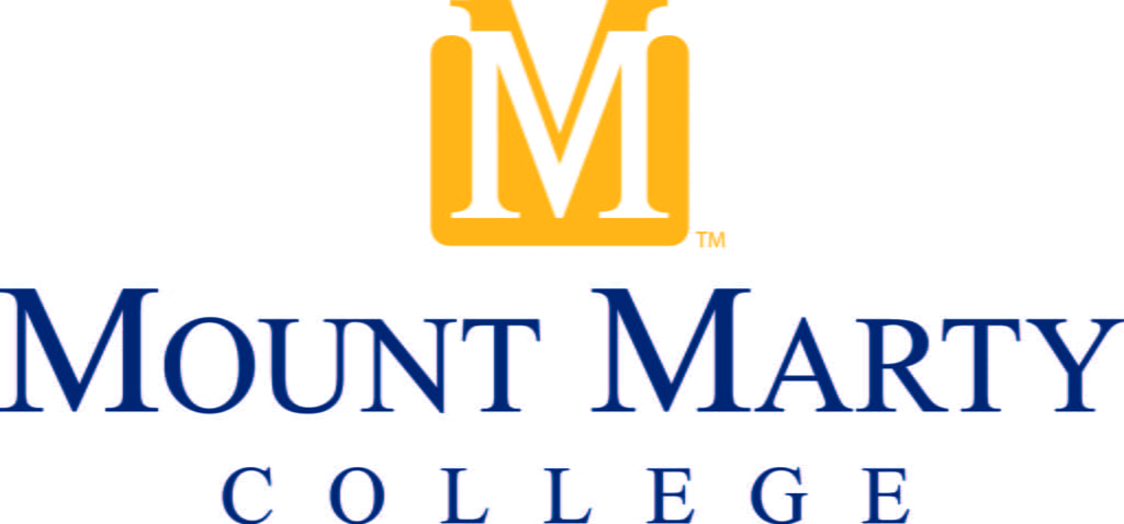 Logo for Mount Marty College a small catholic colleges entry