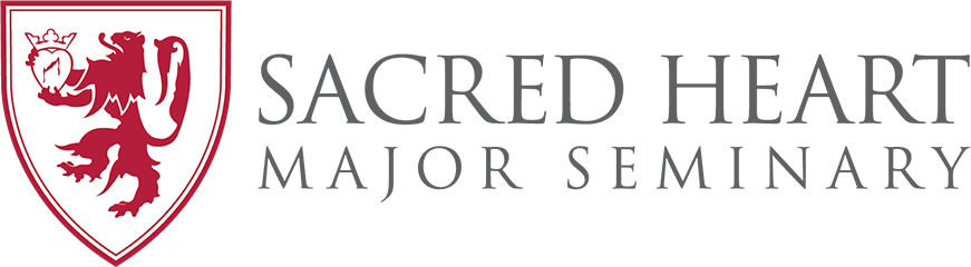 Logo for Sacred Heart Major Seminary listing as one of our affordable catholic universities in the midwest