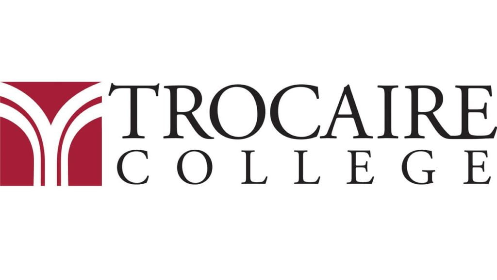 Logo for Trocaire College a catholic college in new york