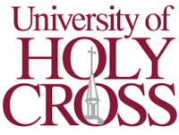 Logo for Holy Cross a most affordable catholic colleges entry