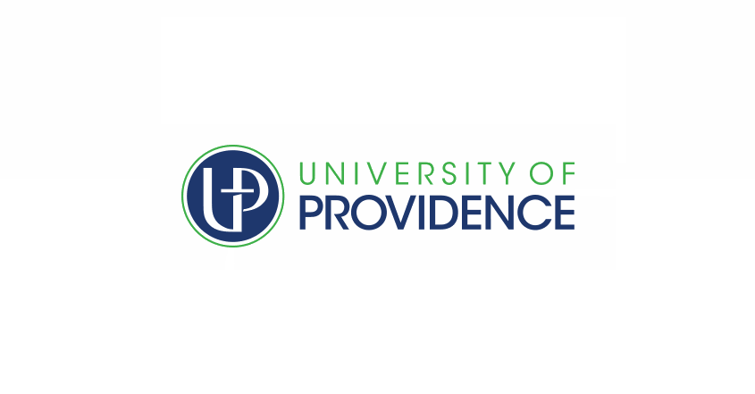 Logo for University of Providence a most affordable catholic colleges entry