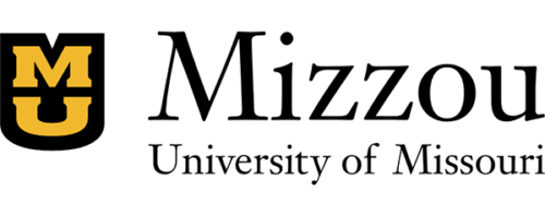 The logo for the University of Missouri which offers one of the cheapest executive mba