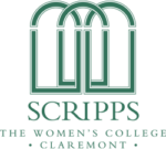 The logo for Scripps College which has an all-female student body