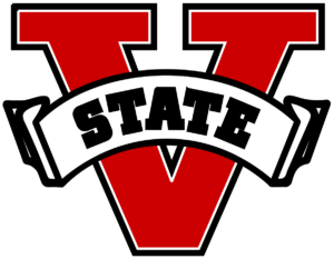 The logo for Valdosta State University which has one of the best accelerated online mpa programs