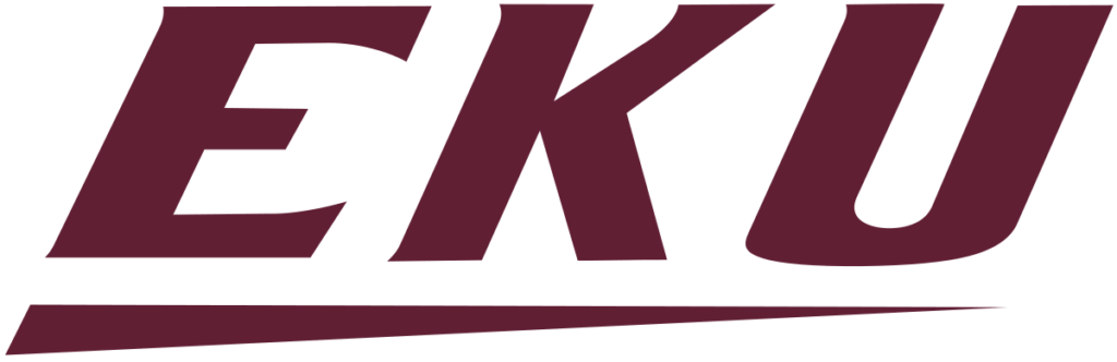 Logo for Eastern Kentucky University which is one of the Top 30 Most Affordable Online Certificate Programs 2021