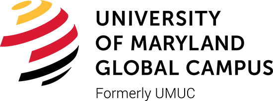 Logo for University of Maryland Global Campus which ranks among Top Online Certificate Programs 2021
