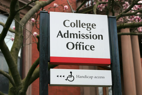 Image of a college admission office for our ranking of best online RN to BSN programs