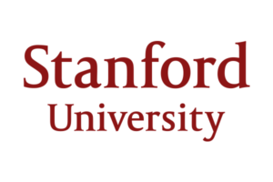 The logo for Stanford University which has a great computer science program