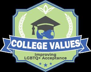 Improving LGBTQ+ Acceptance Badge