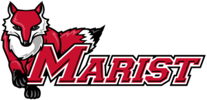 The logo for Marist College which offers an Online Master's in Public Relations Management and Marketing
