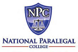 The logo fro NPC which has one of the top online associates degree