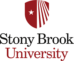 The logo for SUNY-Stony Brook University which is a great school