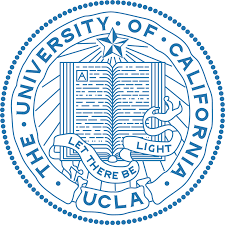 The logo for University of California-Los Angeles which made it on our computer science undergrad ranking