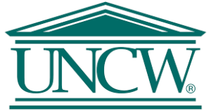 The logo for UNCW which offers a great online masters in history