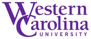 logo for Western Carolina University