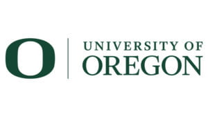 logo for University of Oregon