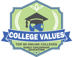 Top 50 Online Colleges - Early Childhood Education