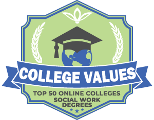 Top 50 Online Colleges - Social Work Degrees