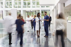 What is the difference between healthcare management and healthcare administration?